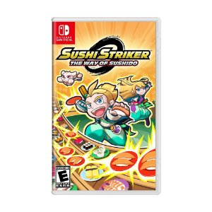 Jogo Sushi Striker: The Way of Sushido - Switch