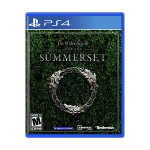 Jogo The Elder Scrolls Online: Summerset - PS4