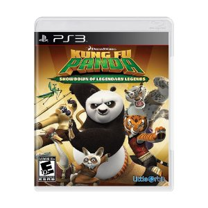 Jogo Kung Fu Panda: Showdown of Legendary Legend - PS3