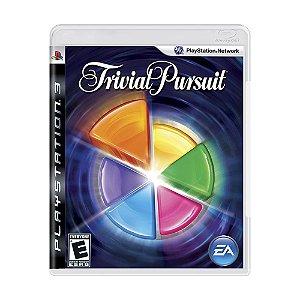 Jogo Trivial Pursuit - PS3