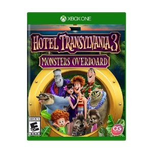 Jogo Hotel Transylvania 3: Monsters Overboard - Xbox One