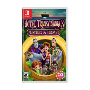 Jogo Hotel Transylvania 3: Monsters Overboard - Switch
