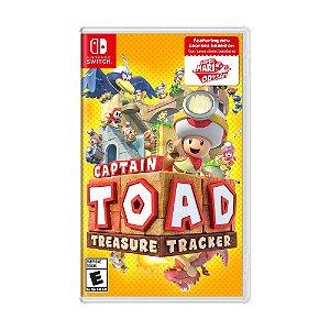 Jogo Captain Toad: Treasure Tracker - Switch