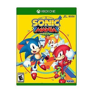 Jogo Sonic Mania Plus - Xbox One