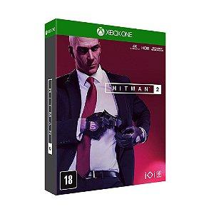 Jogo Hitman 2 (Edição Limitada) - Xbox One