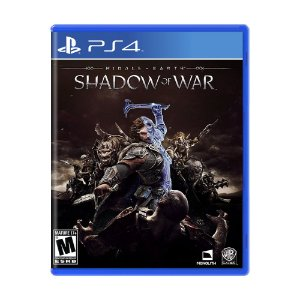 Jogo Middle-earth: Shadow of War - PS4