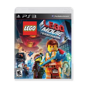 Jogo The LEGO Movie Videogame - PS3