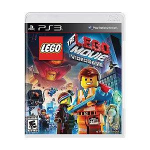 Jogo The LEGO Movie Videogame - PS3