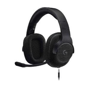 Headset Gamer Logitech G433 7.1 com fio - PS4, Xbox One, Switch, PC e Mobile