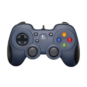 Controle Logitech F310 Gamepad Preto com fio - PC
