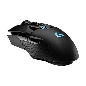Mouse Logitech G903 12000dpi Preto sem fio