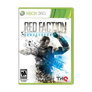 Jogo Red Faction: Armageddon - Xbox 360