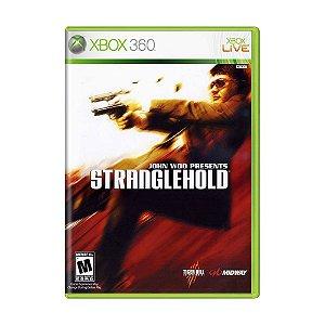 Jogo Stranglehold - Xbox 360