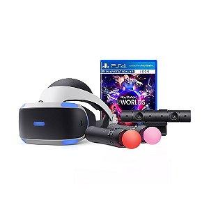 PlayStation VR Bundle - PS4 VR - Sony