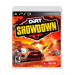 Jogo DiRT Showdown - PS3