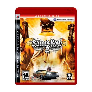 Jogo Saints Row 2 - PS3
