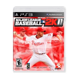 Jogo Major League Baseball 2K11 - PS3