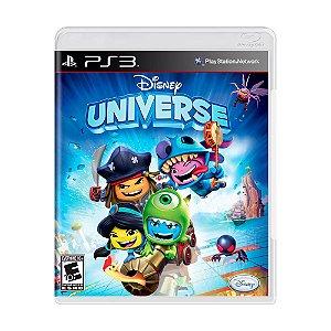 Jogo Disney Universe - PS3