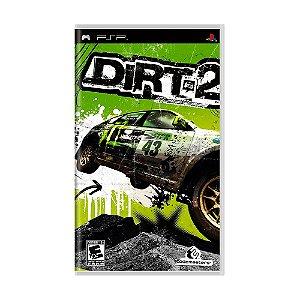Jogo DiRT 2 - PSP