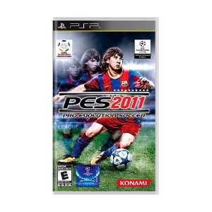 Jogo Pro Evolution Soccer 2011 - PSP