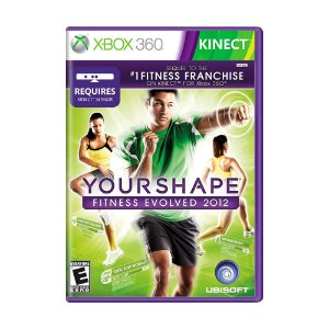 Jogo Your Shape: Fitness Evolved 2012 - Xbox 360