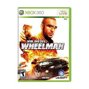 Jogo Wheelman - Xbox 360