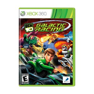 Jogo Ben 10: Galactic Racing - Xbox 360