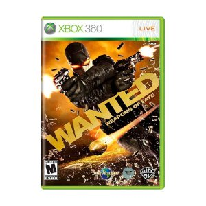 Jogo Wanted: Weapons of Fate - Xbox 360