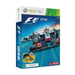 Jogo F1 2012 (Edição Limitada) - Xbox 360