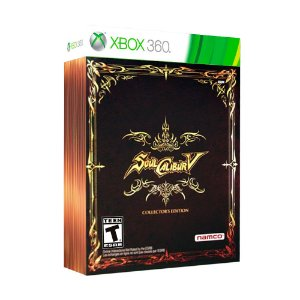Jogo SoulCalibur V (Collector's Edition) - Xbox 360