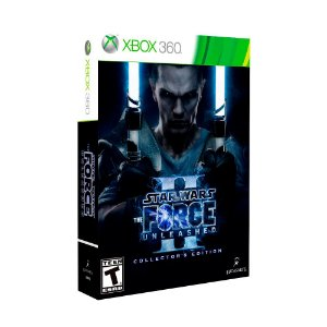 Jogo Star Wars: The Force Unleashed II (Collector's Edition) - Xbox 360