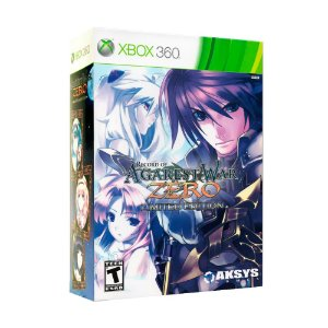 Jogo Record of Agarest War Zero (Limited Edition) - Xbox 360