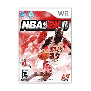 Jogo NBA 2K11 - Wii
