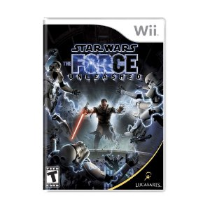 Jogo Star Wars: The Force Unleashed - Wii