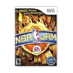 Jogo NBA Jam - Wii