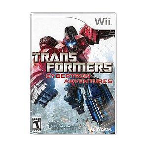 Jogo Transformers: Cybertron Adventures - Wii