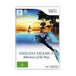 Jogo Endless Ocean 2: Adventures of the Deep - Wii