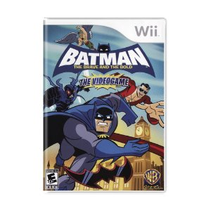 Jogo Batman: The Brave and the Bold - The Videogame - Wii