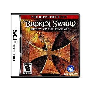 Jogo Broken Sword: Shadow of the Templars (The Director's Cut) - DS