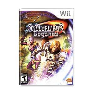 Jogo SoulCalibur Legends - Wii