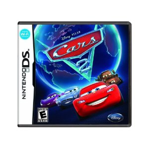 Jogo Cars 2 - DS