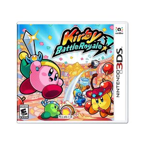 Jogo Kirby Battle Royale - 3DS