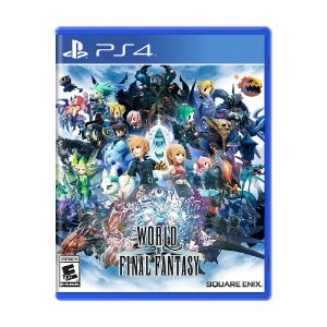Jogo World of Final Fantasy - PS4