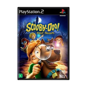 Jogo Scooby-Doo! First Frights - PS2
