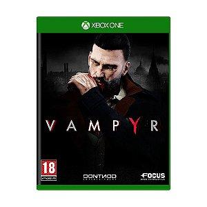 Jogo Vampyr - Xbox One