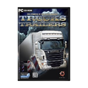 Jogo Trucks & Trailers - PC