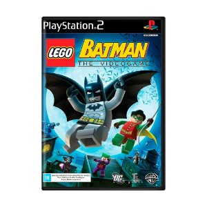 Jogo LEGO Batman: The Video Game - PS2