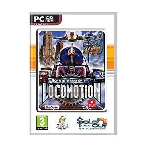 Jogo Chris Sawyer's Locomotion - PC