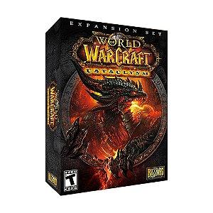 Jogo World of Warcraft: Cataclysm - PC