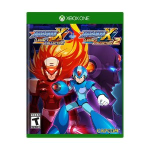 Jogo Mega Man X Legacy Collection 1 + 2 - Xbox One